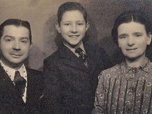 War evacuee Brian finds his long-lost Batley family