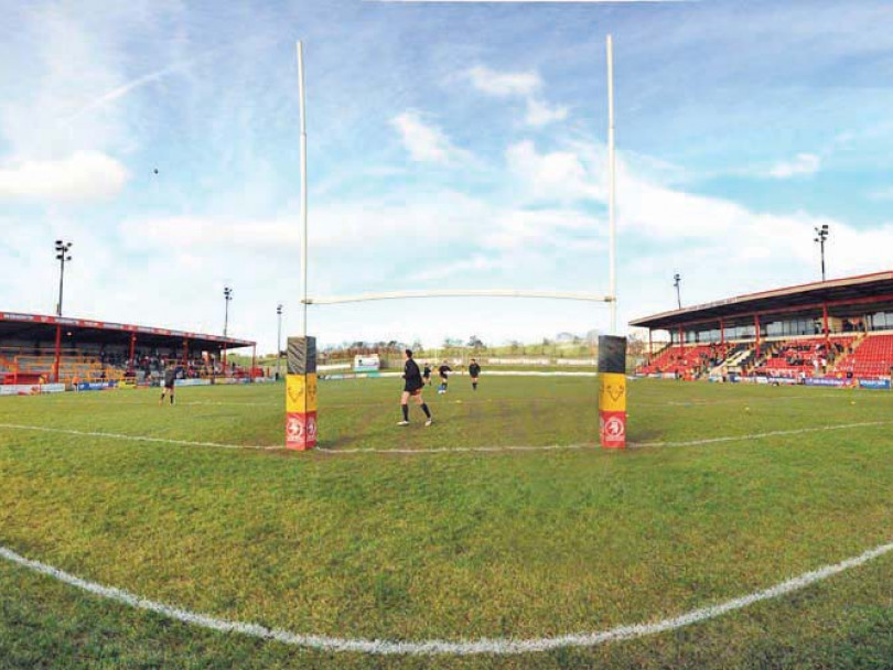 A year to remember for Dewsbury, says Morrison