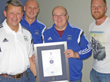 Gale blows in with prestige award