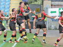 Rams nil Halifax in historic play-off feat