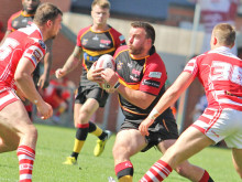 Rampant Rams fall short at Leigh