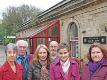 Plans launched for rail station facelift