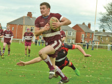 Trojans pick up first league win in Upton clash