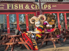 Rams derby to rock Blackpool