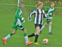Mixed results for Overthorpe juniors