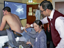 Hospital leads the way in lumbar technology