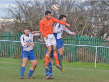 Overthorpe Sports get over the Hill