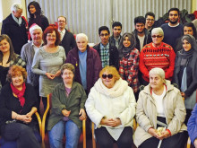 Teenagers boost disability charity