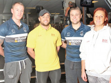 Stags muscle up with Roy Ellam's sponsor deal