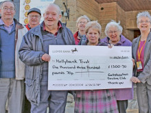 Generous bowlers donated to Hollybank