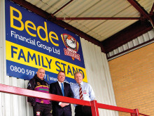 'Dogs secure sponsor deal for family stand
