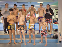 Local talent on show at Frontier Muay Thai showdown