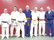 Les is more for judo veteran...