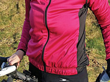 Joanne's off on African cycle trek for charity