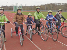 Four generations bike to better health