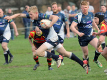 Shaw shines as Stags beat Hawks
