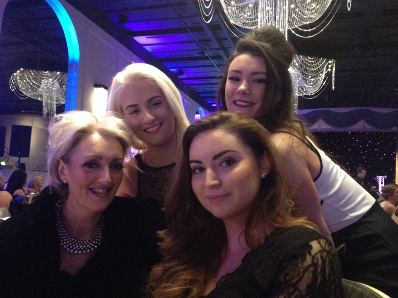 Pots more awards for top spa team