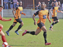 Ossett Albion sign off with loss