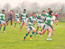Celtic Under-14s lose out to All Blacks