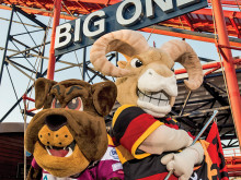 Rams ready to rock and roll in Blackpool