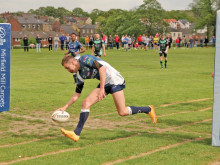 Smith stars again for Stags