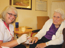 Care home believes age is no life barrier