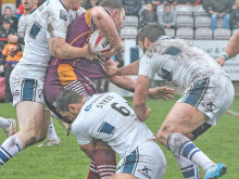 Batley blown away by in-form rovers