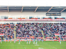 RL finals day heads to Widnes