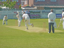 Centurion Seddon hits 13 fours and six sixes for Gomersal