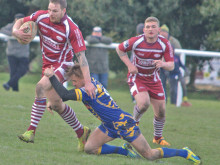 Trojans see off Moor in local derby