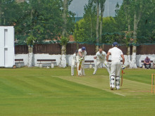 Heaton clinch one-run win over Pudsey
