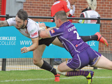 Dire Dewsbury put to the sword by Whitehaven