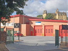 Fire chief hits back at concerns over safety at new £4.2m station