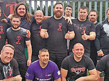 Strongest Man contest lifts off