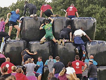 Obstacle ordeal raises £10,000