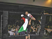 First-round victory for Cheema