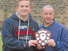 Adrian and Marcus Leach Cruise to Morton House title
