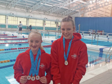 Medal success for Kirklees swimmers