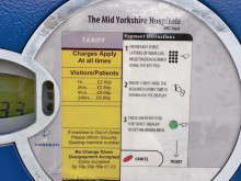 MP urges blue badge parking levy change