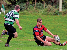 Mistakes prove costly for Ossett on the road
