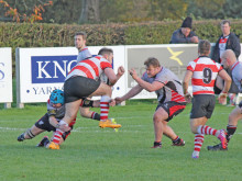 Cleckheaton narrowly miss out on valuable bonus point