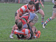 Cleckheaton edged out by Stockport