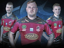 New Stags kit is out of this world