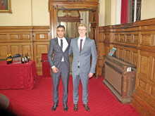 Dewsbury's sporting talents receive special award