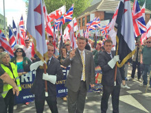 Community leaders condemn far-right Britain First's demo in Dewsbury plan