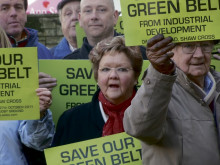 Campaigners more than halfway in quest for cash to fight green belt plans