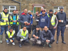 Communities band together in big clean-up after floods chaos