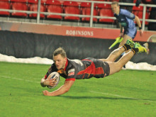 Valiant Rams prove strong opposition for Super League's St Helens