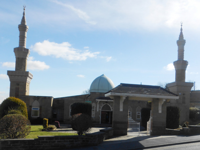 Mosque open day strives to dispel myths