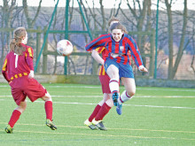 Belles lay down marker with win over close rivals